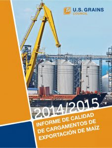 Informe de la Calidad de la Carga de Exportación 2014-2015