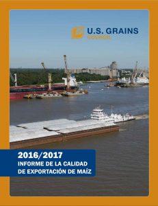 Informe de Calidad de Exportación del Maíz 2016/2017