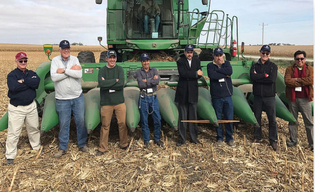 Mexico Buyer Team Purchases U.S. Feed Grains During Export Exchange 2016
