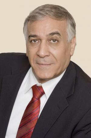 Headshot of Nabeel Salameh
