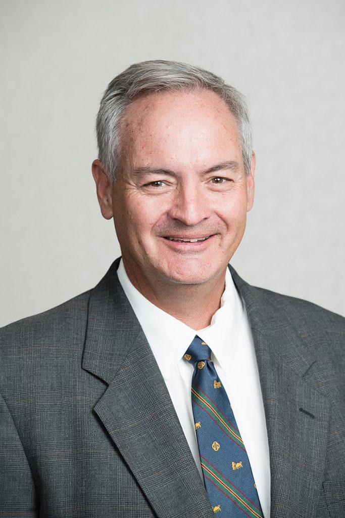 Greg Hibner - Agribusiness Sector Director - 2018-2019