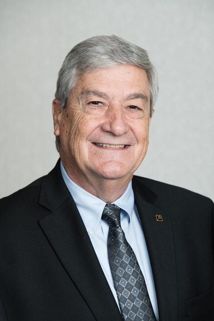 Jim Stitzlein - Chairman - 2018-2019