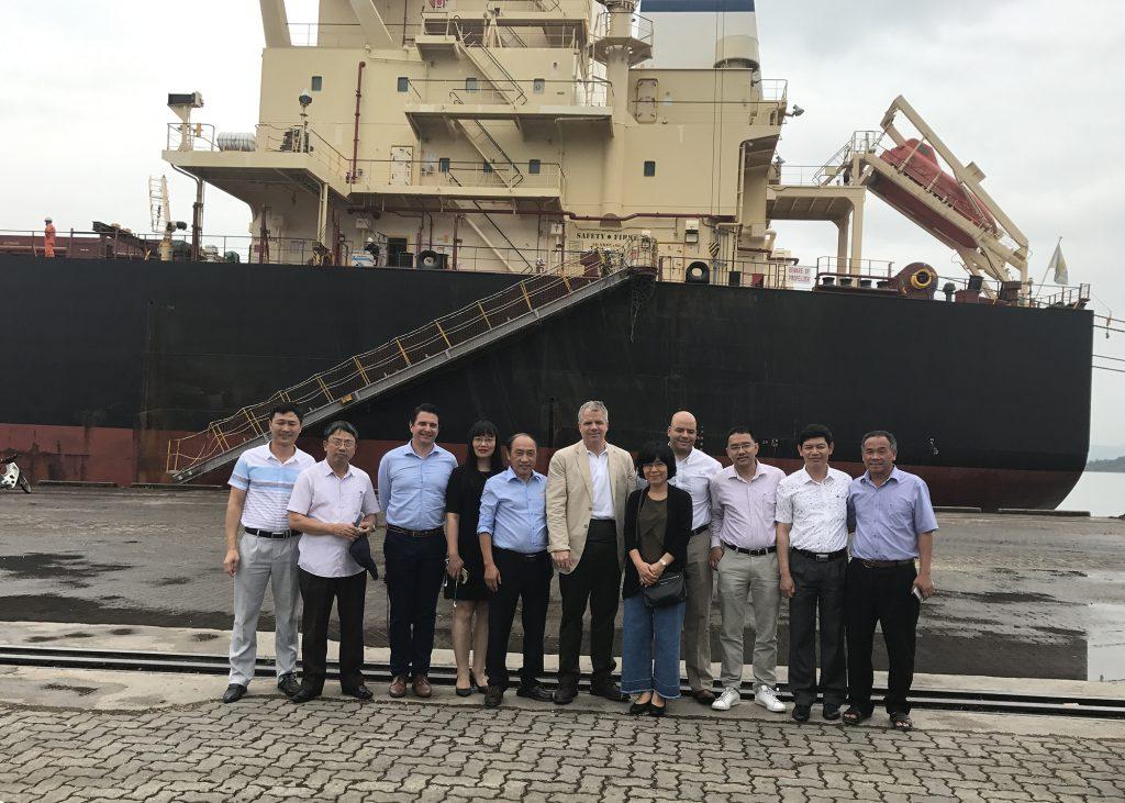 Delegation to Vietnam Port Visit