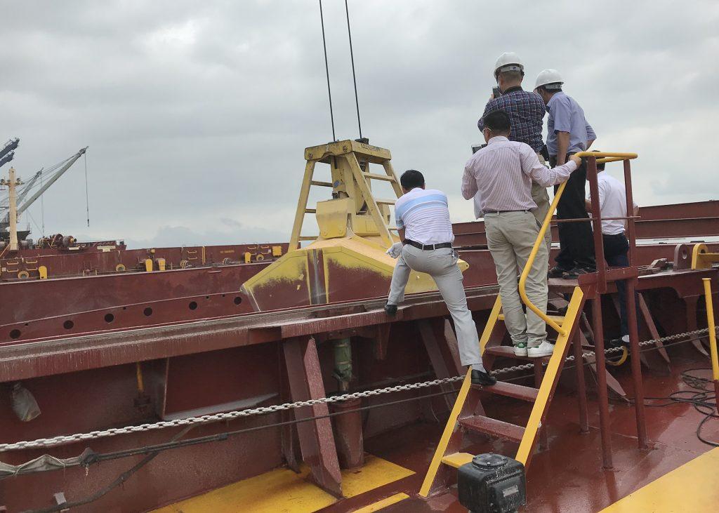 Vietnam port visit