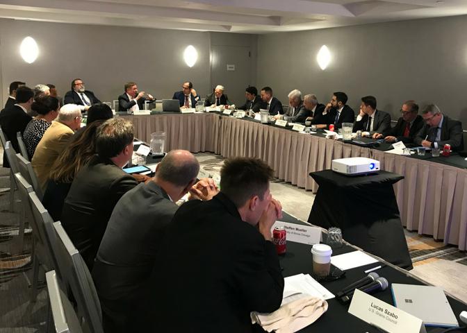 Brazil ANP Meeting