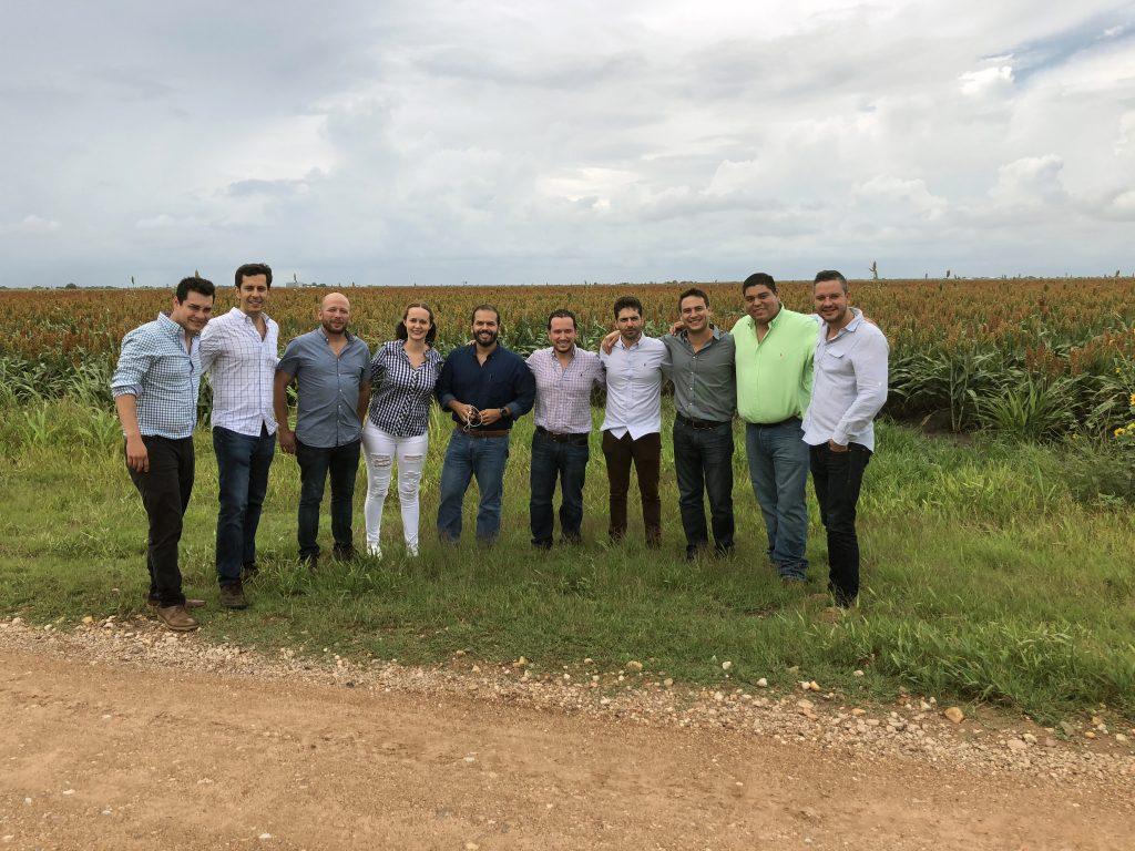 Mexico Sorghum Team