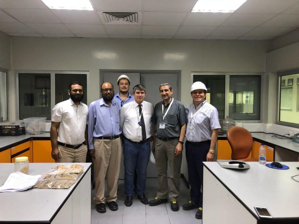 visit to UAE