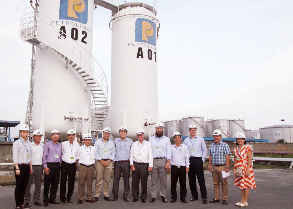 Vietnam Ethanol Meetings