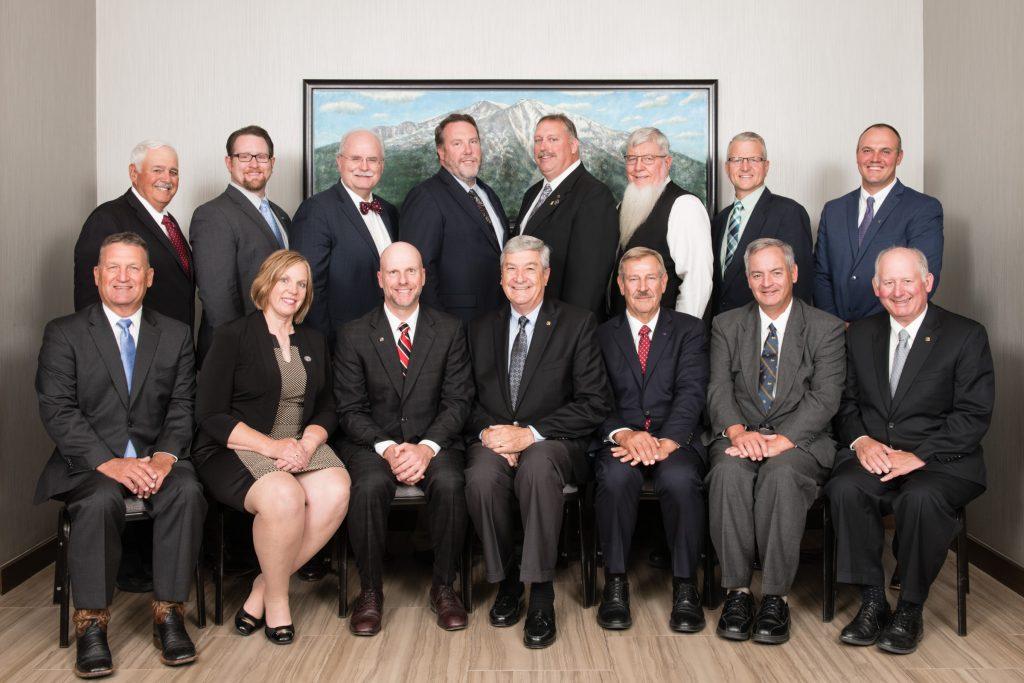 2018-2019 USGC Board of Directors