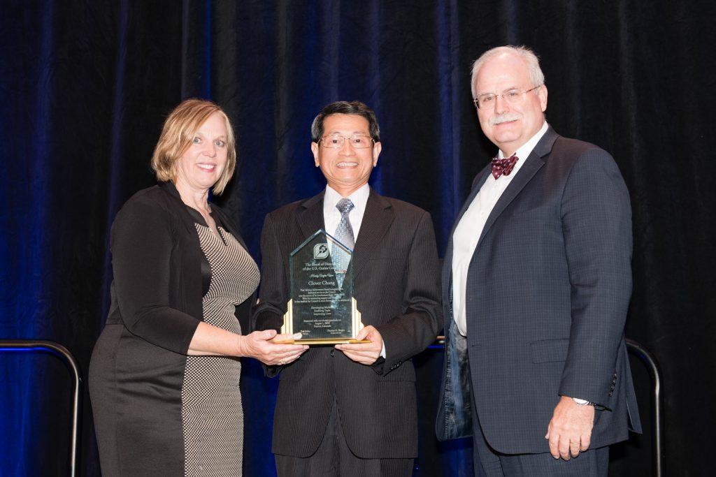 Clover Chang Award