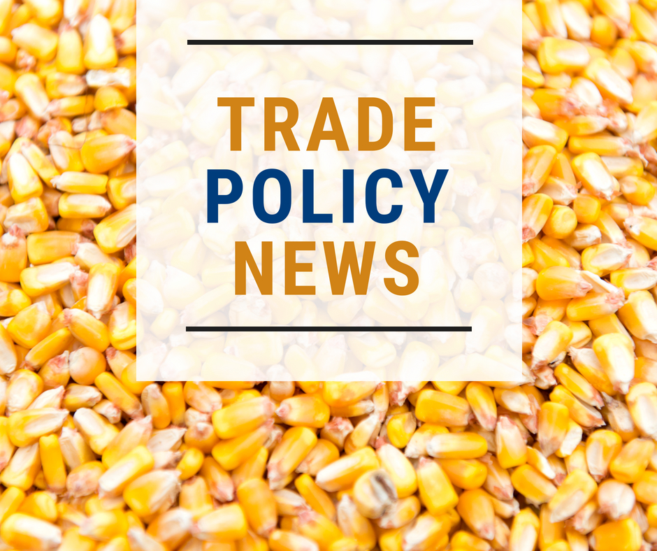 Trade Policy News