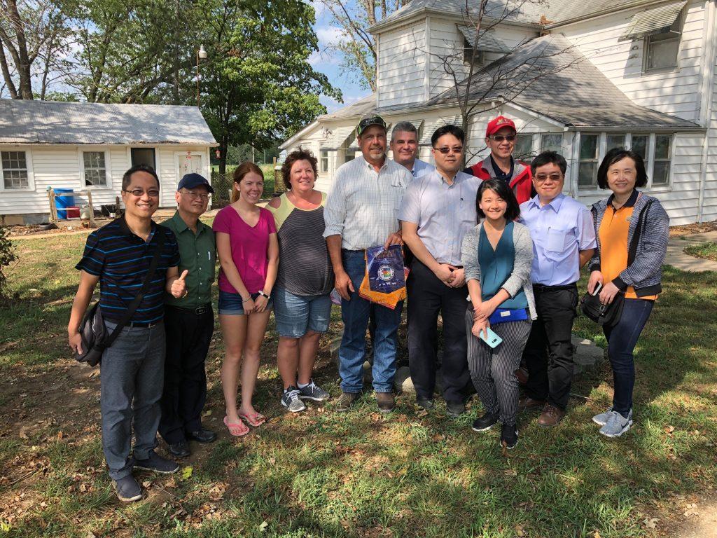 Taiwan Grain Quality Survey Team - Family Operation