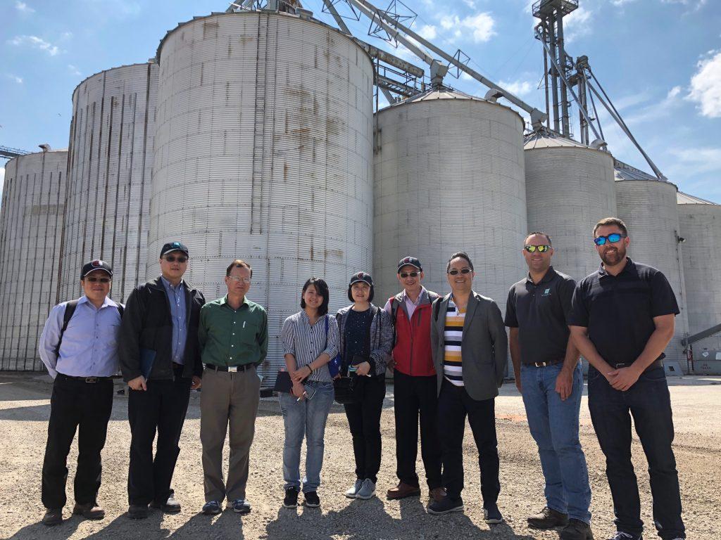 Taiwan Grain Quality Survey Team - Storage