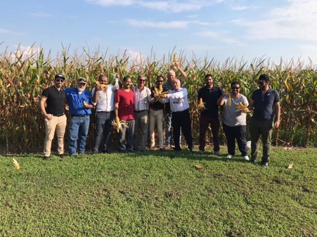 KSA Team at Sparky Crossman Farm