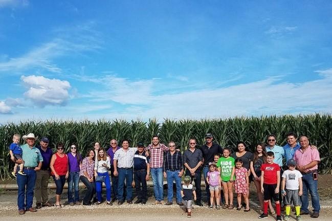 Mexico Corn Team