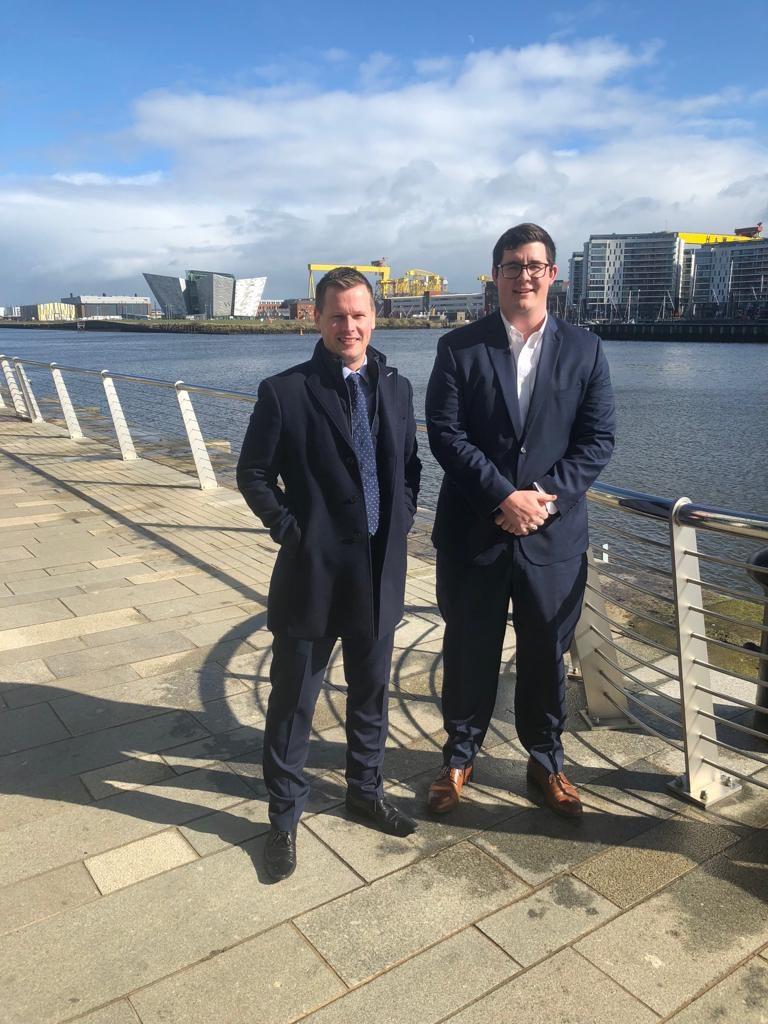meeting in Belfast