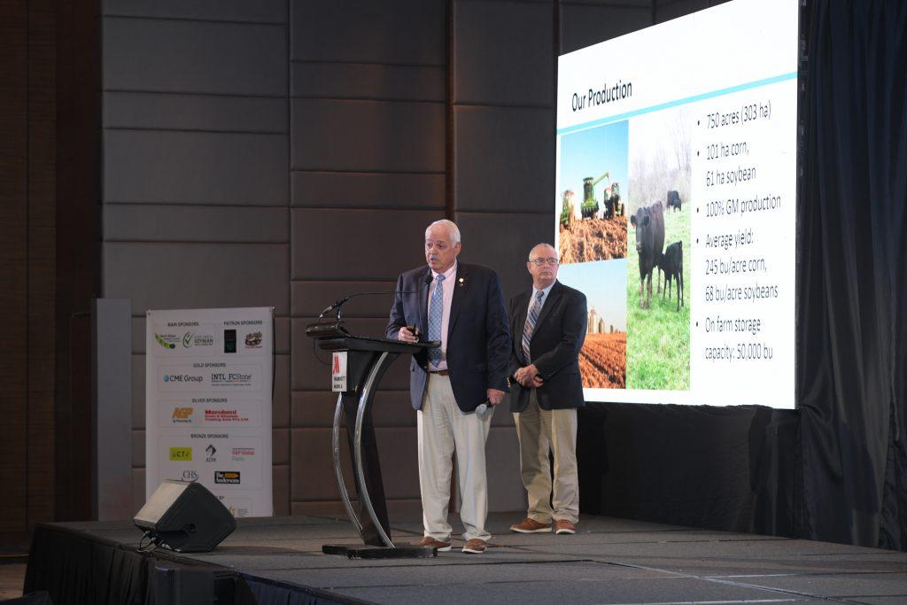 farmer presenters
