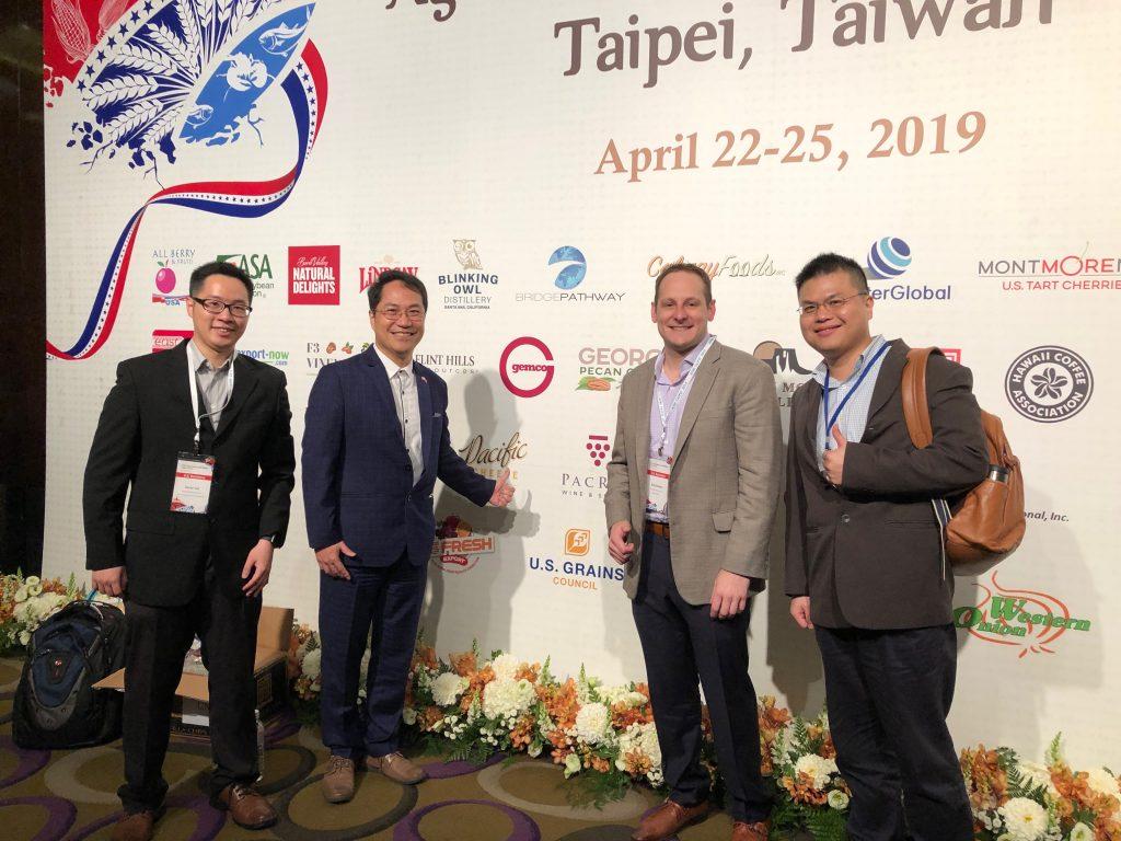 2019 USDA ATM to Taiwan