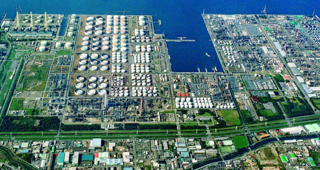 ETBE Shipment Arrives In Japan