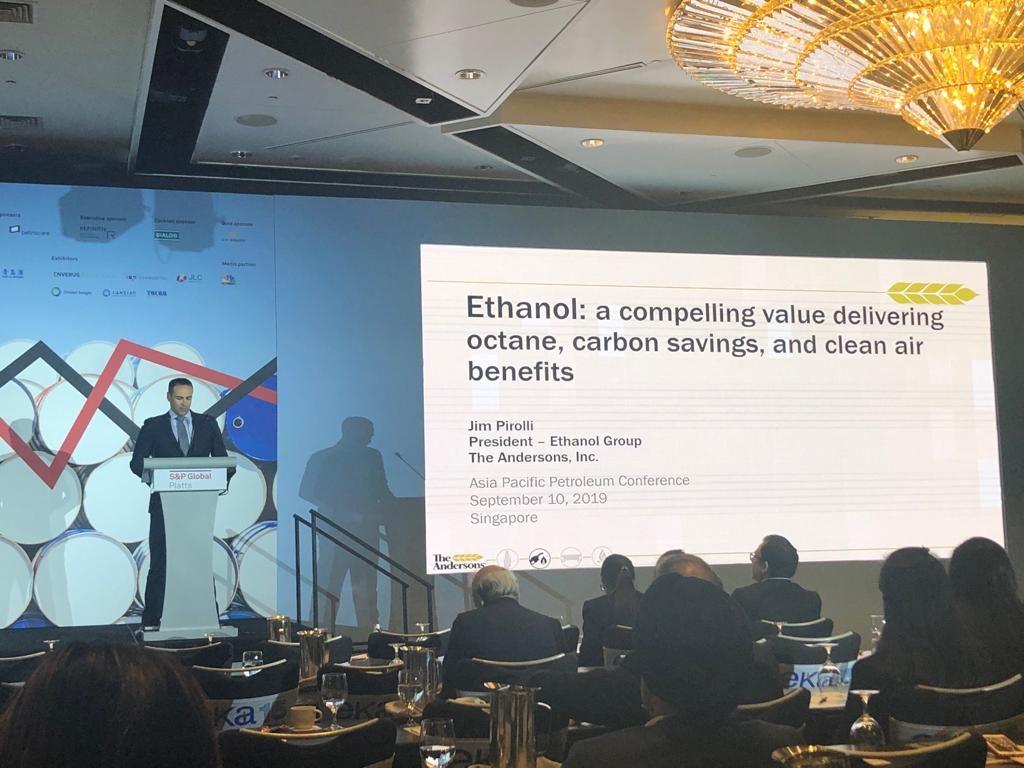 Ethanol at APPEC