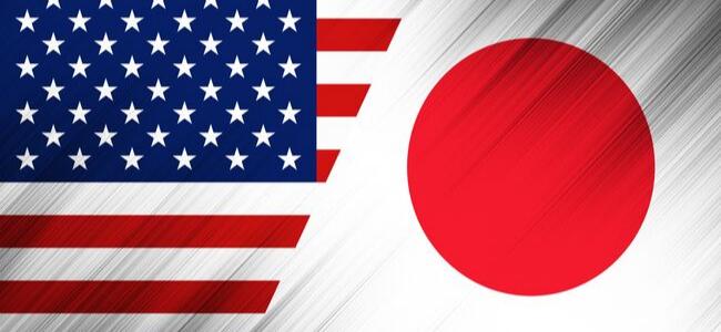2019_09_US Japan flags
