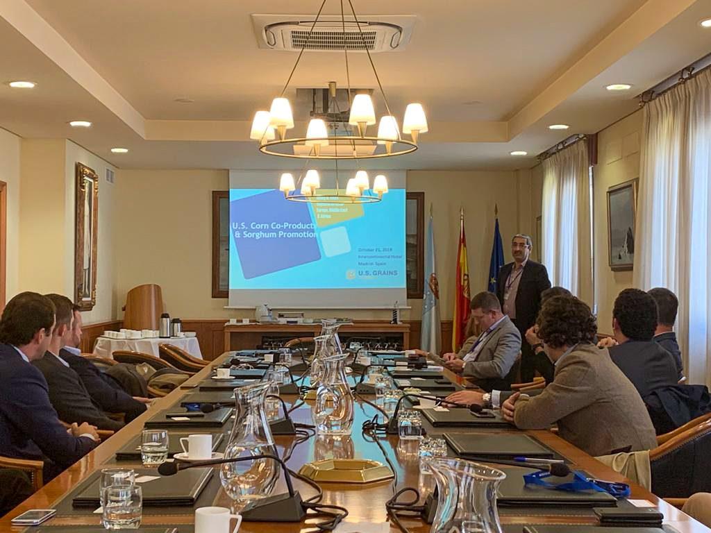 2019 Sorghum & DDGS Promotion in Spain