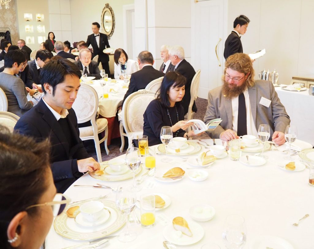 2020 Food Sorghum Luncheon in Japan