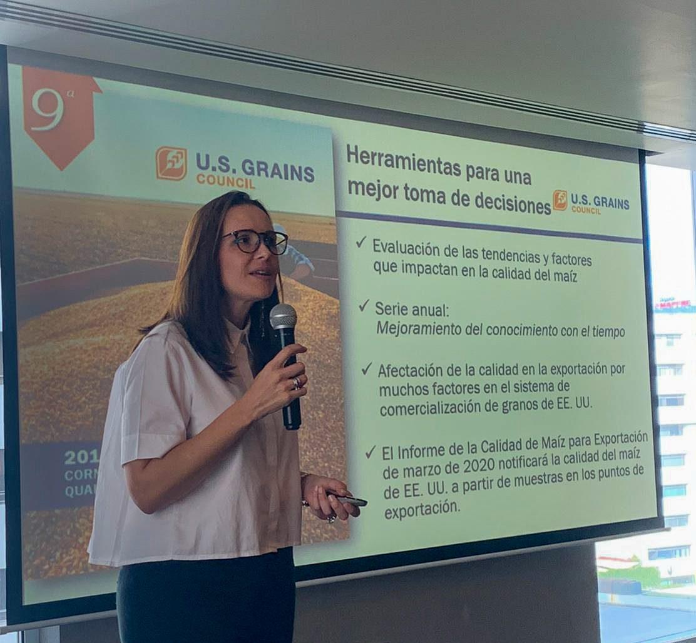 2020 Crop Quality Seminar in Central America_Guatemala