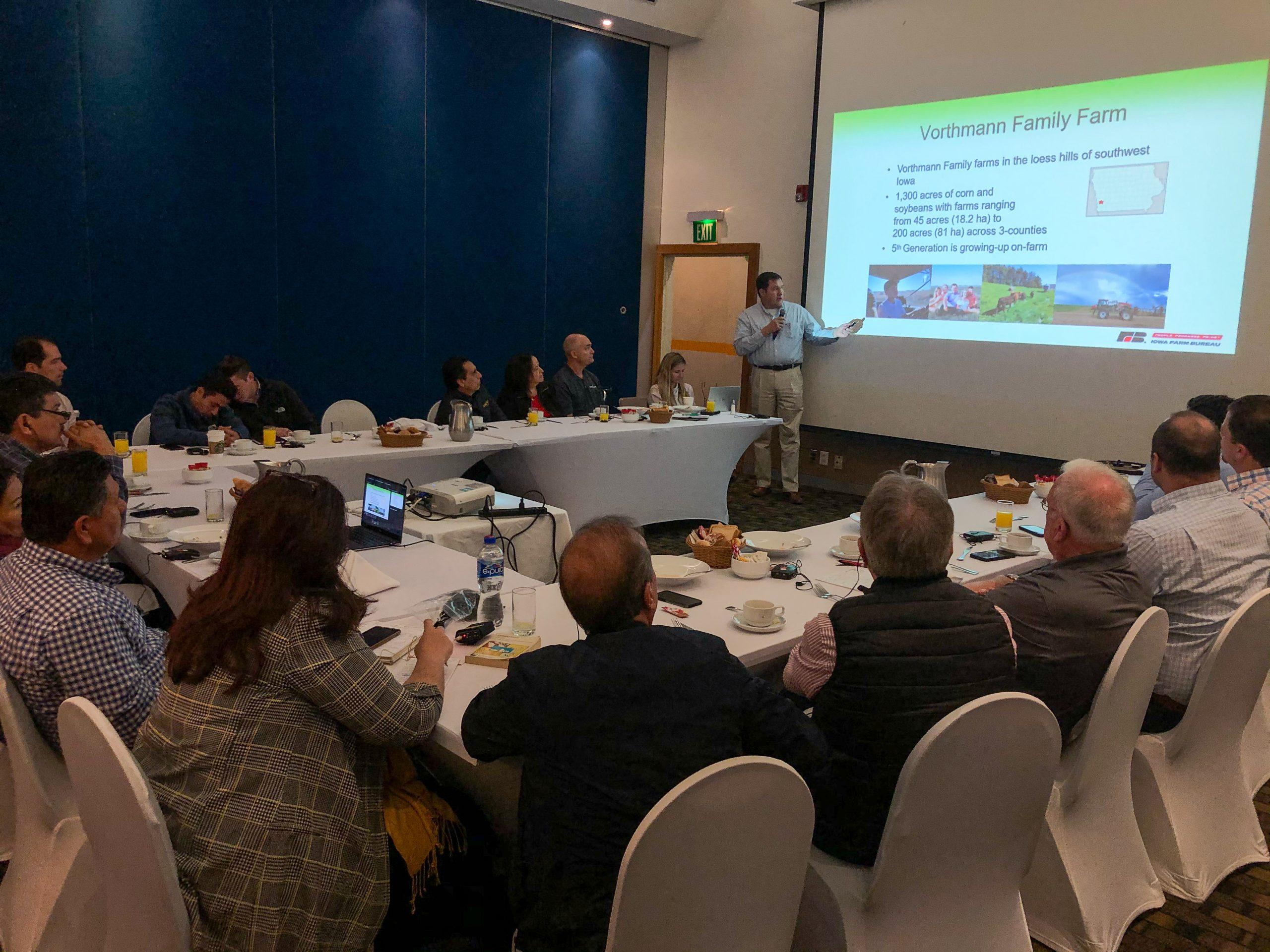 2020 Crop Quality Seminar in Mexico