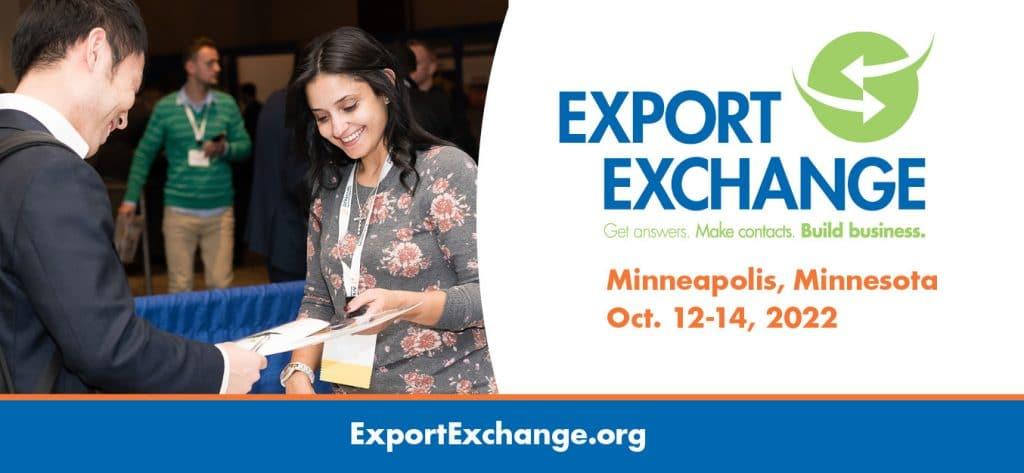 Export Exchange October 12-14, 2022
