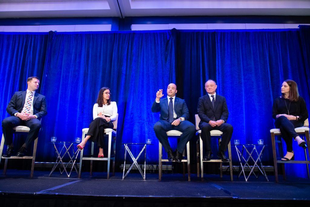 Speaker Panel in Tampa