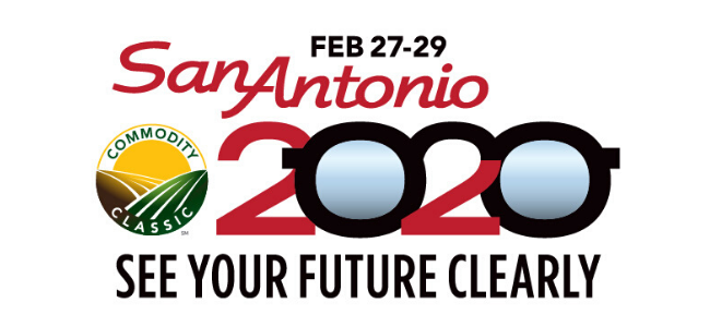 Commodity Classic San Antonio See Your Future Clearly Cover
