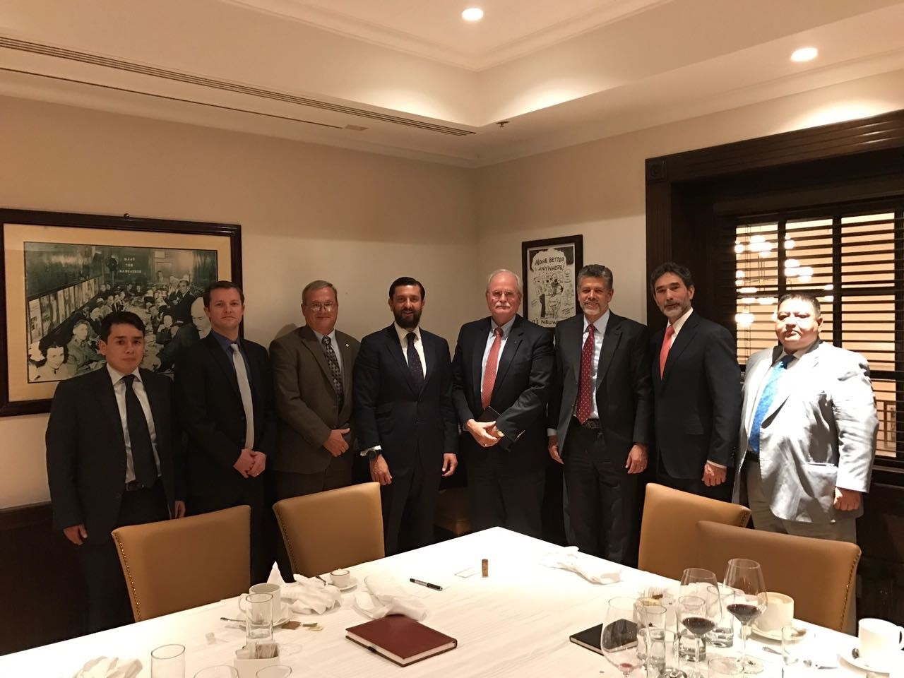 USGC Leadership in Mexico