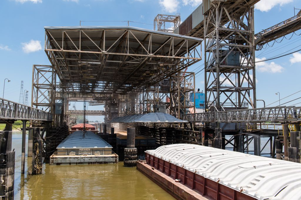 New Orleans Port Operation 2018