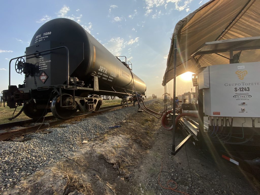 E10 Railcars to Guadalajara