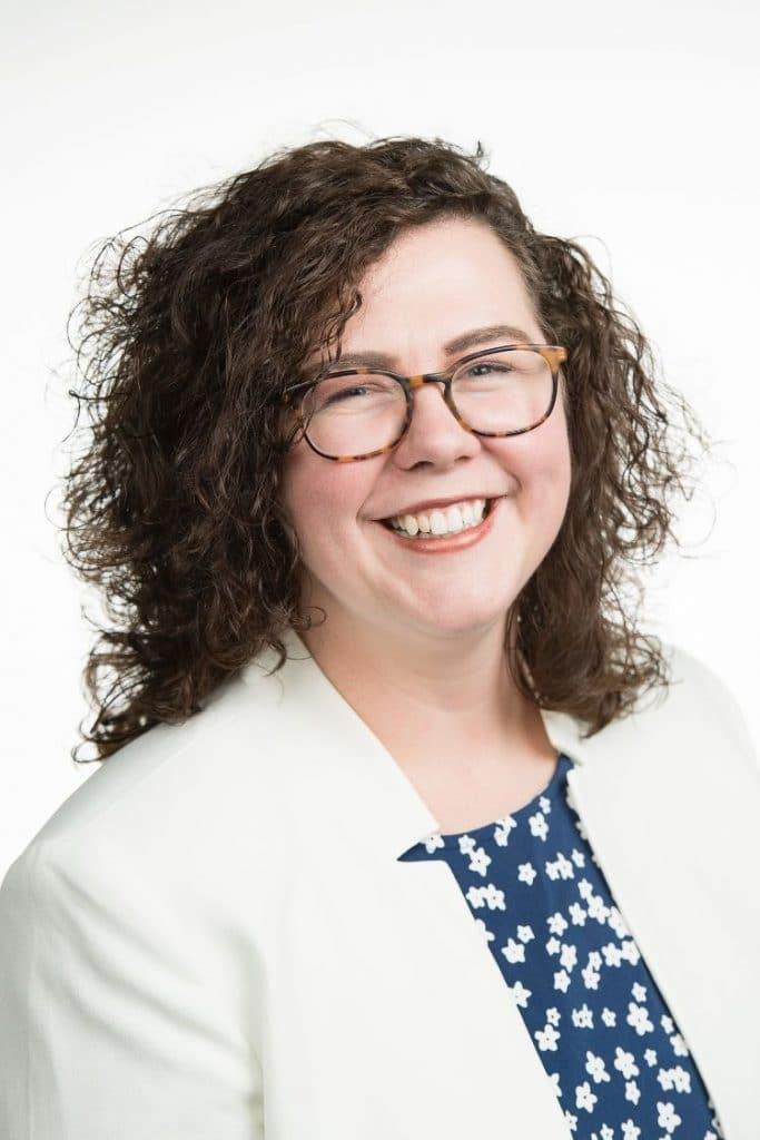 Headshot of Ellen Zimmerman
