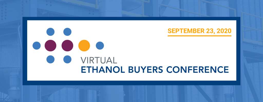 Virtual Ethanol Buyers Conference - Web Banner