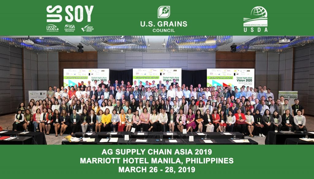 Group Meeting in Marriott Hotel in Philippines