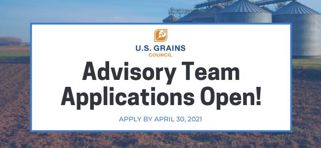 Advisory Team Applications Slide