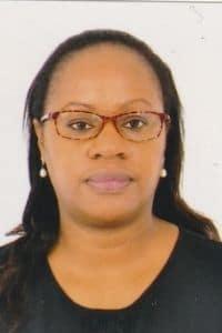 Headshot of Susan Maina