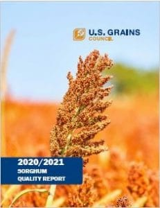 Sorghum Quality Report Cover