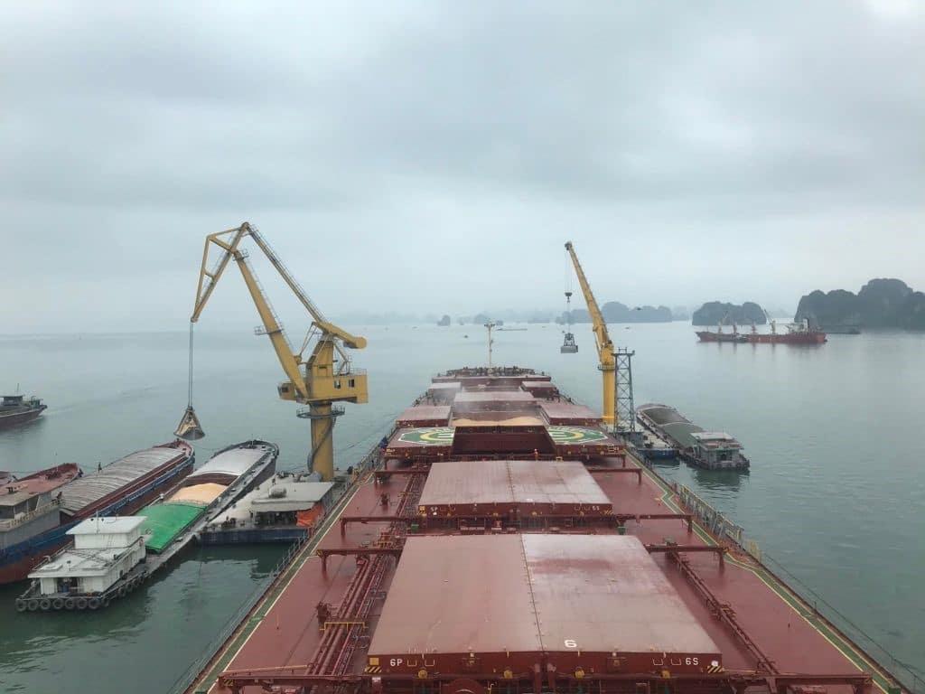 USGC Prepares Vietnam For U.S. Corn Imports